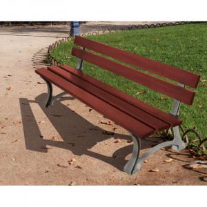 Banc de jardin 5 lames - Devis sur Techni-Contact.com - 5