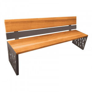 Banc de jardin contemporain - Devis sur Techni-Contact.com - 4