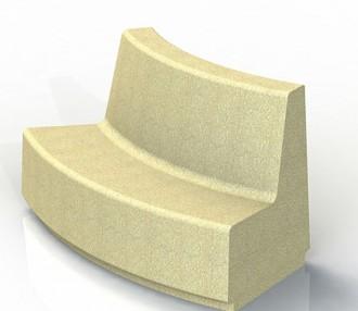 Banc exterieur beton - Devis sur Techni-Contact.com - 2