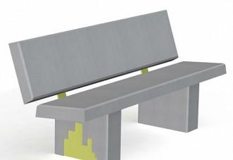 Banc exterieur beton - Devis sur Techni-Contact.com - 3