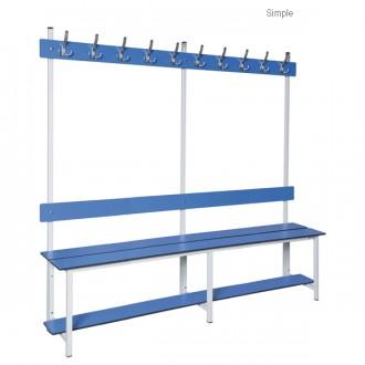 Banc pour vestiaire en aluminium - Devis sur Techni-Contact.com - 3