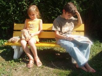 Banc sapin pour enfants - Devis sur Techni-Contact.com - 1