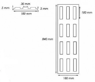 Bande de guidage sol - Devis sur Techni-Contact.com - 3
