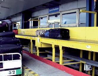 Bande transporteuse aéroportuaire - Devis sur Techni-Contact.com - 1