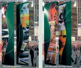 Banderole deux faces - Devis sur Techni-Contact.com - 1