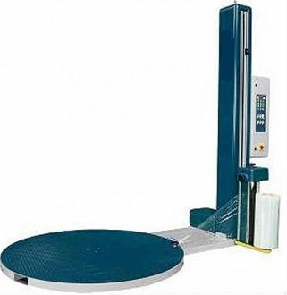 Banderoleuse à plateau rotatif - Devis sur Techni-Contact.com - 2