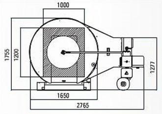 Banderoleuse à plateau rotatif - Devis sur Techni-Contact.com - 4