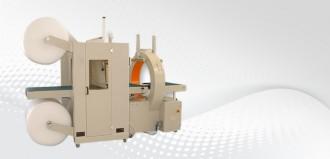 Banderoleuse horizontale automatique diamètre 400 à 1500 mm - Devis sur Techni-Contact.com - 2