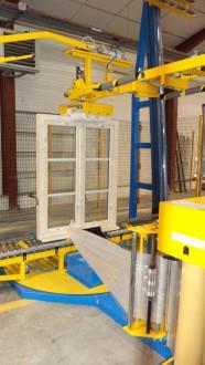 Banderoleuse portes et fenêtres - Devis sur Techni-Contact.com - 5