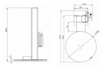 Banderoleuse semi-automatique à plateau - Devis sur Techni-Contact.com - 2