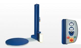 Banderoleuse semi-automatique de palettes monophasée - Devis sur Techni-Contact.com - 1
