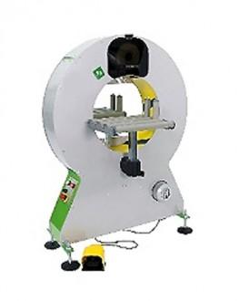 Banderoleuse semi automatique horizontale avec convoyeur - Devis sur Techni-Contact.com - 1