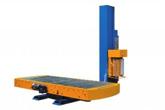 Banderoleuse semi automatique pour charges lourdes - Devis sur Techni-Contact.com - 1