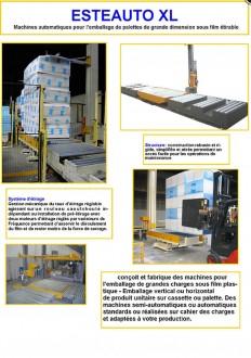 Banderoleuse semi automatique pour charges lourdes - Devis sur Techni-Contact.com - 5