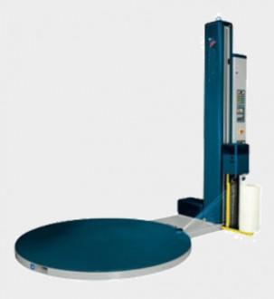 Banderoleuse verticale avec système de pesage - Devis sur Techni-Contact.com - 1
