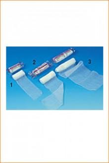 Bandes de gaze coton 3 m x 10 cm - Devis sur Techni-Contact.com - 1
