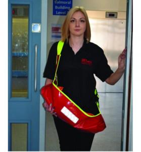 Bandoulière d'évacuation pour nourrissons - Devis sur Techni-Contact.com - 3