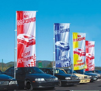 Bannière concession automobile - Devis sur Techni-Contact.com - 3