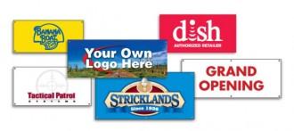 Bannière publicitaire personnalisée - Devis sur Techni-Contact.com - 1