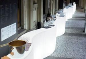 Bar buffet lumineux Led - Devis sur Techni-Contact.com - 1
