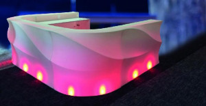Bar lumineux arrondi  à LED - Devis sur Techni-Contact.com - 2