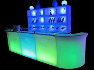 Bar lumineux d'angle à LED  - Devis sur Techni-Contact.com - 2