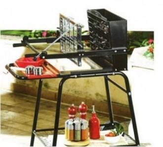Barbecue à cuisson verticale - Devis sur Techni-Contact.com - 3