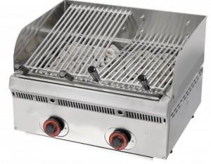 Barbecue à gaz grilles inclinables - Devis sur Techni-Contact.com - 2
