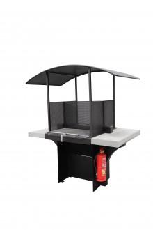 Barbecue collectivité - Devis sur Techni-Contact.com - 1