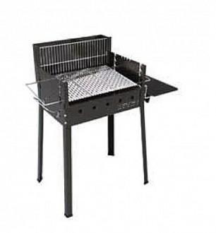Barbecue vertical charbon de bois - Devis sur Techni-Contact.com - 1