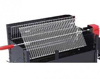 Barbecue vertical charbon de bois - Devis sur Techni-Contact.com - 3