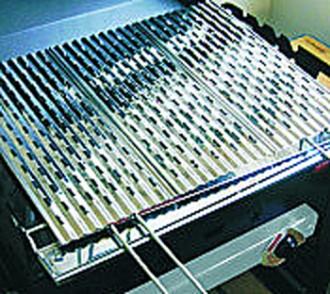 Barbecue vertical charbon de bois - Devis sur Techni-Contact.com - 4