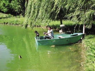 Barque pour rivière et plan d'eau - Devis sur Techni-Contact.com - 1