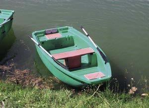 Barque pour rivière et plan d'eau - Devis sur Techni-Contact.com - 2