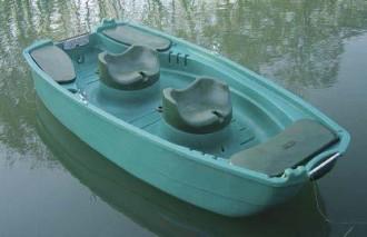 Barque pour rivière et plan d'eau - Devis sur Techni-Contact.com - 3