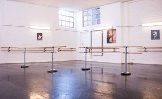 Barre de danse mobile premium - Devis sur Techni-Contact.com - 1
