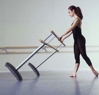 Barre de danse mobile premium - Devis sur Techni-Contact.com - 2