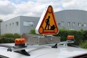Barre de signalisation - Devis sur Techni-Contact.com - 1