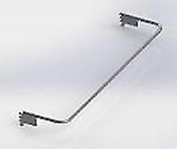 Barre penderie droite ou cintrée - Devis sur Techni-Contact.com - 2