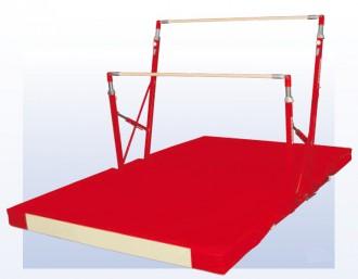 Barres asymétriques à châssis pieds réglables - Devis sur Techni-Contact.com - 2