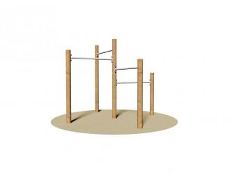 Barres de gymnastique - Devis sur Techni-Contact.com - 1