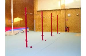 Barres gymnastique fixes scolaires - Devis sur Techni-Contact.com - 2