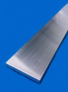 Barres plates en aluminium - Devis sur Techni-Contact.com - 1