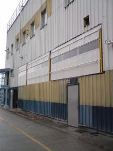 Barrière écluse de sécurité formant une porte type P - Devis sur Techni-Contact.com - 2