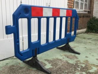 Barrière chantier en polyéthylène - Devis sur Techni-Contact.com - 3