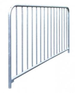 Barrière de police galvanisée - Devis sur Techni-Contact.com - 2