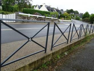 Barrière de ville classique Croix Saint André - Devis sur Techni-Contact.com - 5