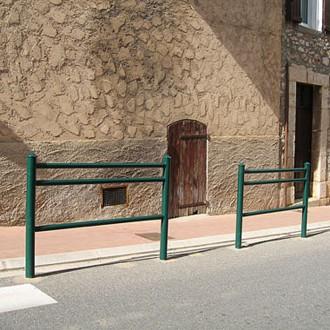 Barrière de ville fixe 1.57 m - Devis sur Techni-Contact.com - 2