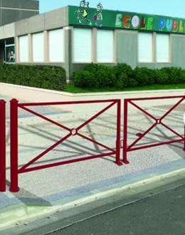 Barrière de ville tournante - Devis sur Techni-Contact.com - 4