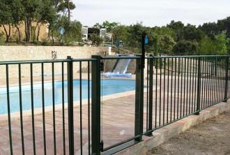 Barriere piscine aluminium - Devis sur Techni-Contact.com - 2